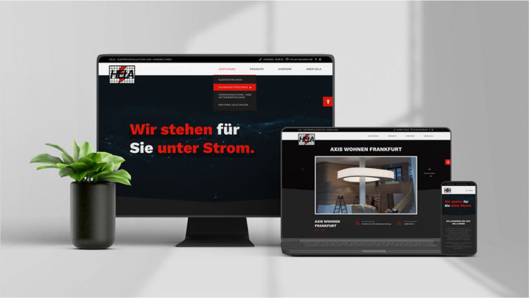 Read more about the article Unsere neue Webseite